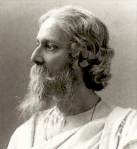 Rabindranath Tagore, Also called Guru Dev